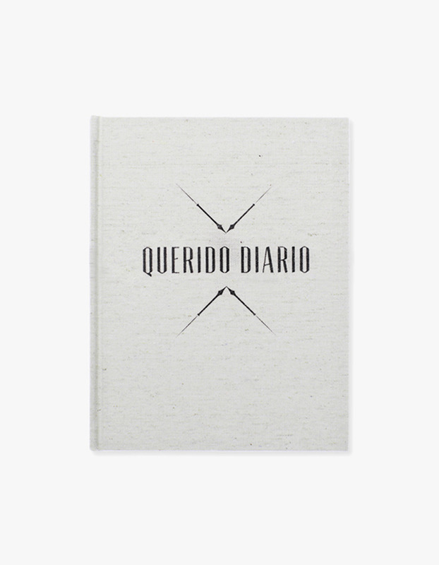 Querido Diario Journal Linen Diary