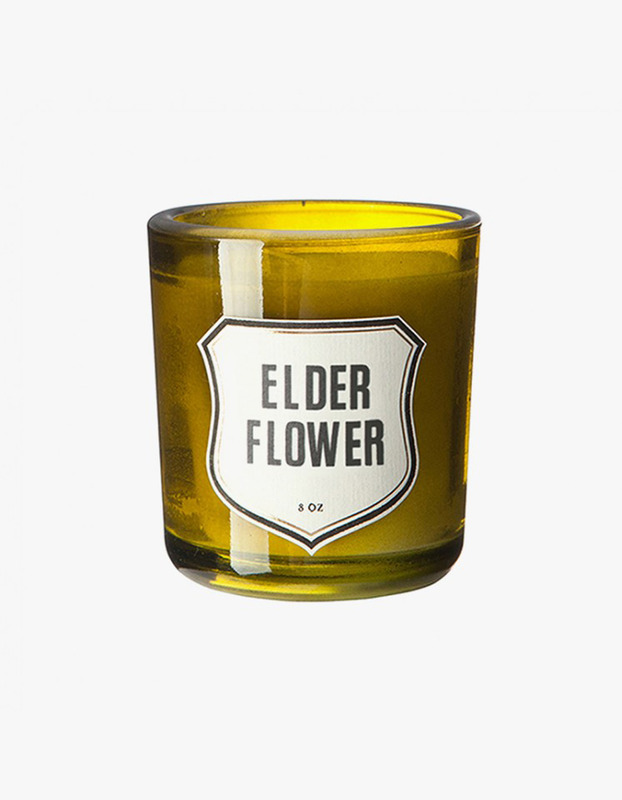Elder Flower Candle