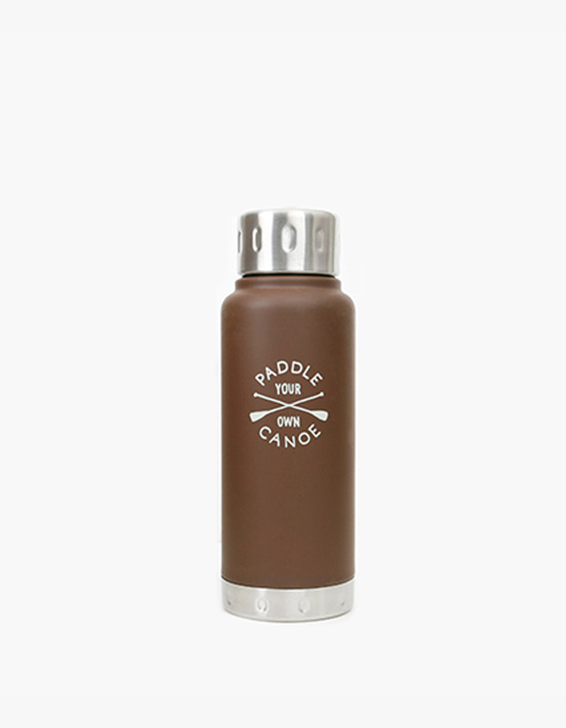 Water Bottle 10oz. - Paddle Your Own Canoe