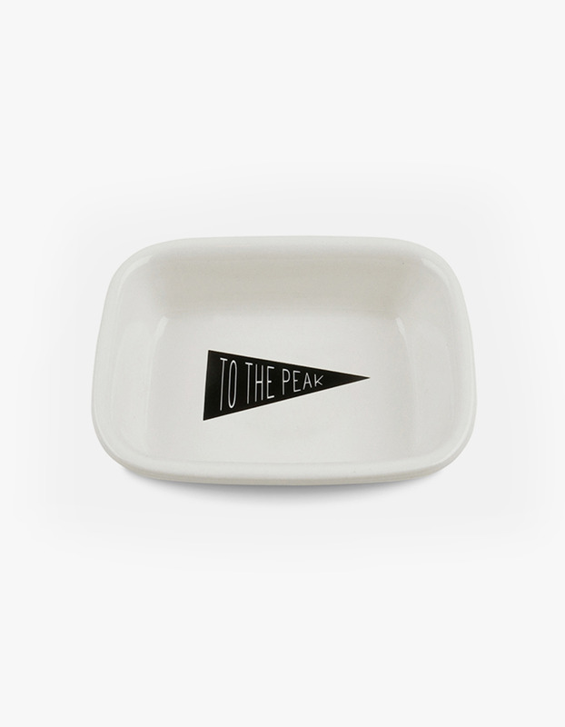 Alpine Soap Dish