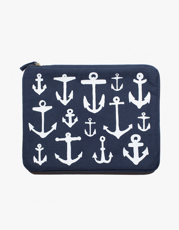 Ipad Pouch - Maritime
