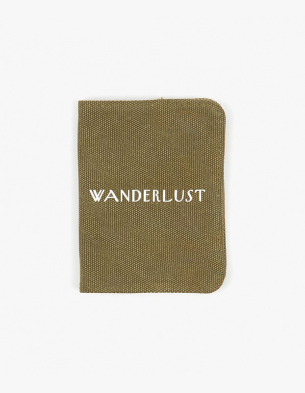 Passport Holder - Wanderlust