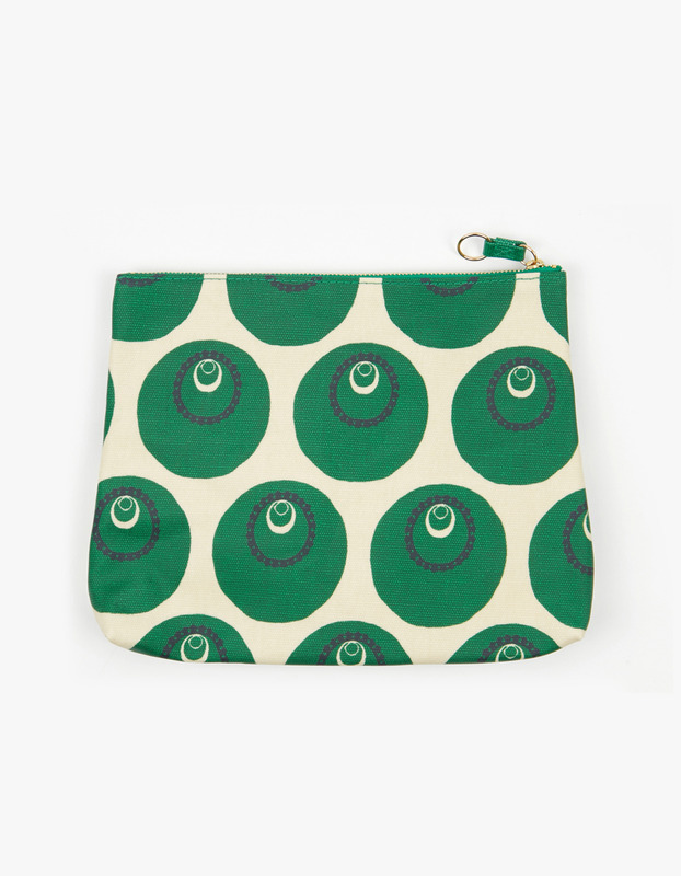 Large Guesset Pouch - Mamoncillo