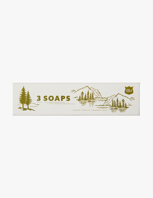 Scout Soap Set