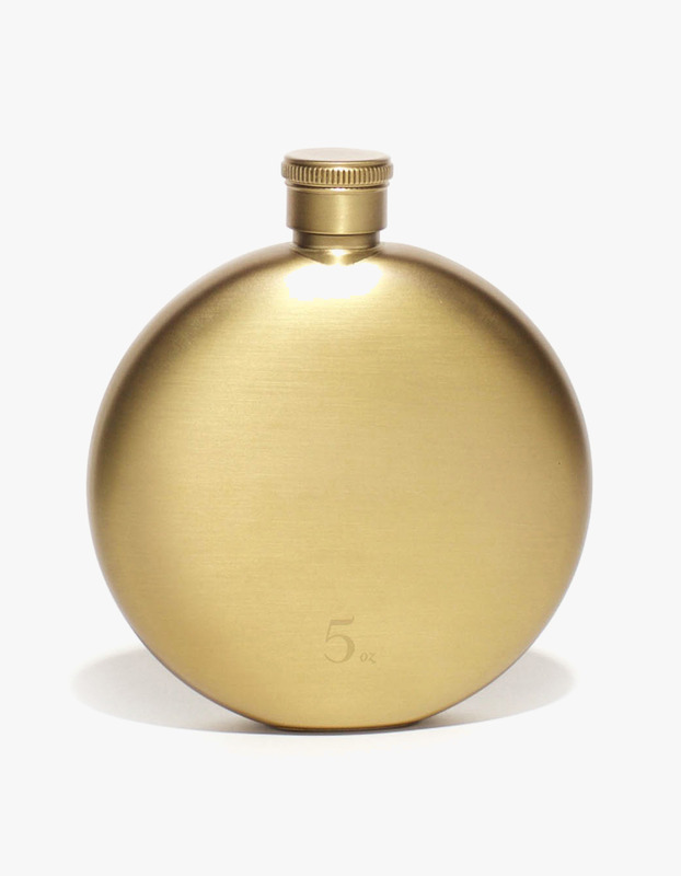Gold Flask - 5oz