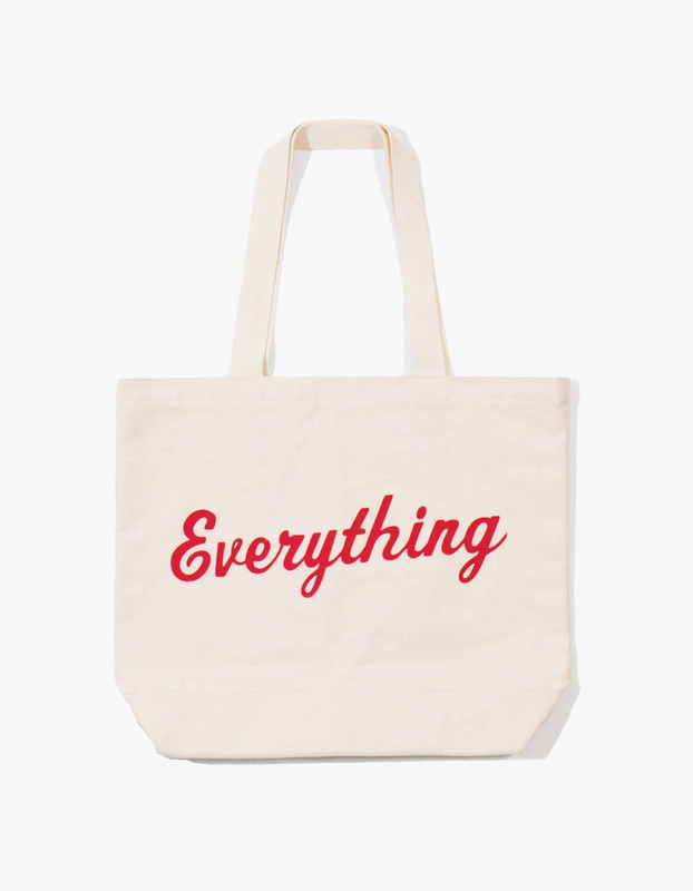 Everthing Tote Bag - Natural