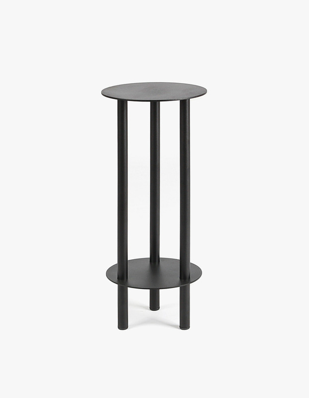 Plant Stand Small - Black