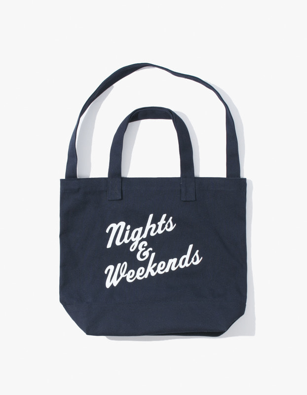 N&W 2Way Tote Bag - Navy