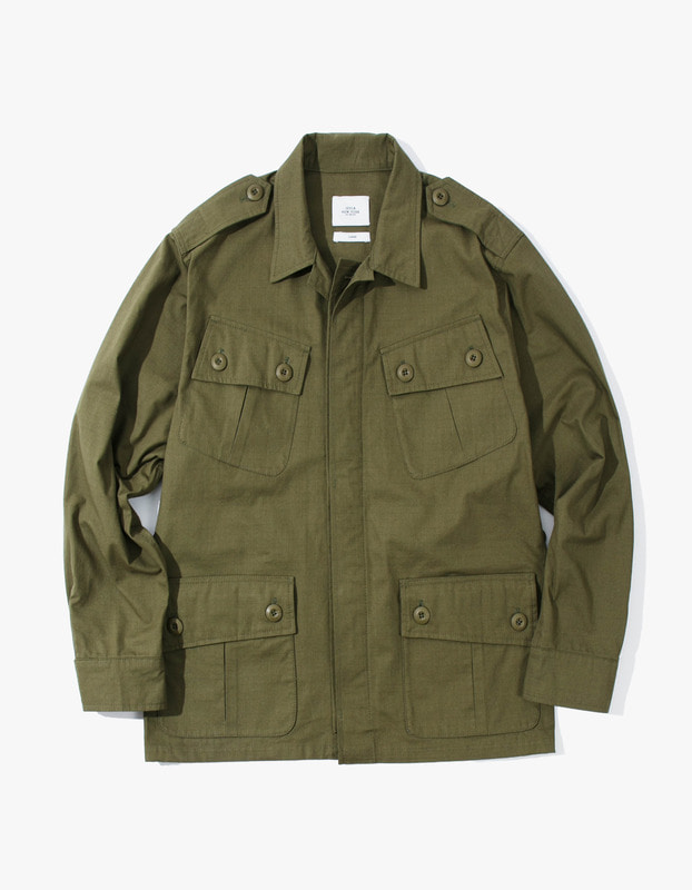 Fatigue Jacket - Olive