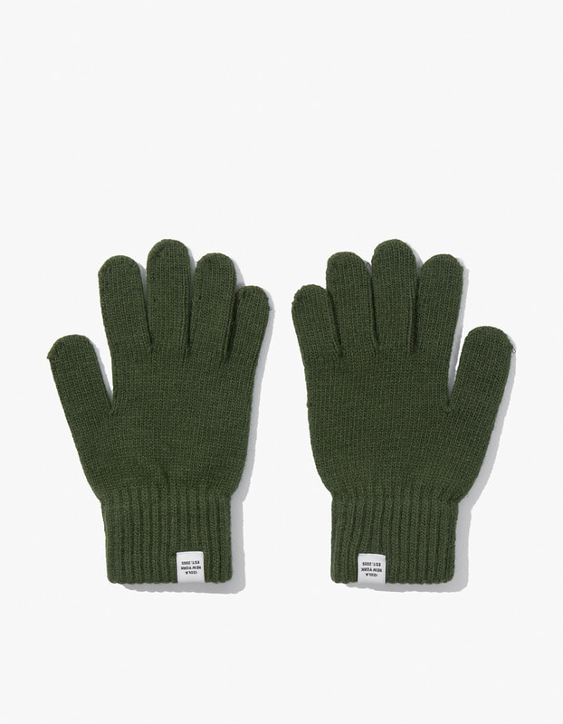 Izola Basic Gloves - Olive