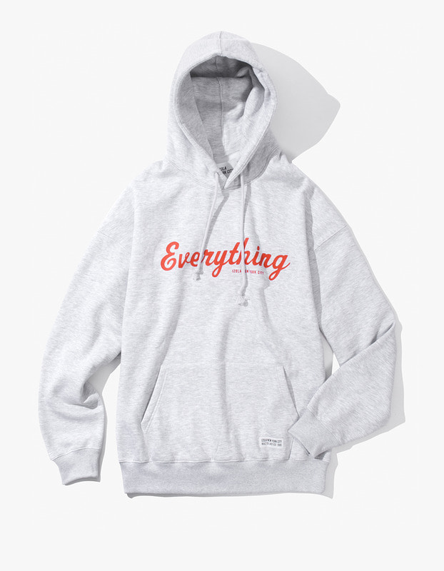 Everything Pullover Hoodie - Ash Grey