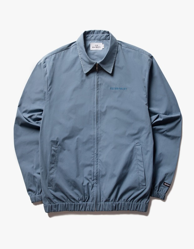 Coach ZIp Up Jacket - Blue
