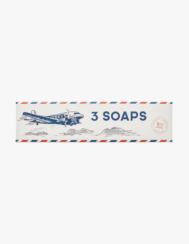 Par Avion Soap Set