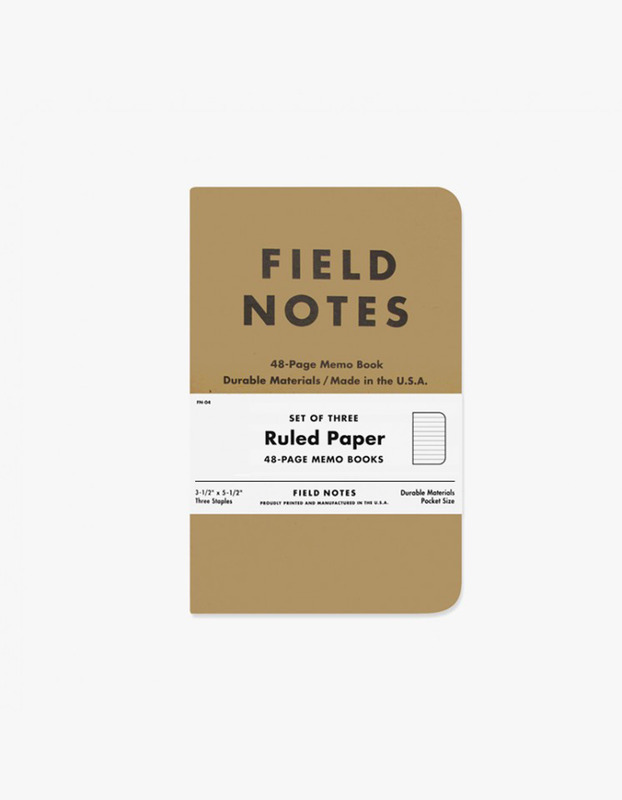 Original - Ruled Paper