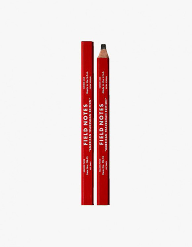 Carpenter Pencil - Red