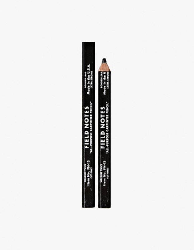 Carpenter Pencil - Black