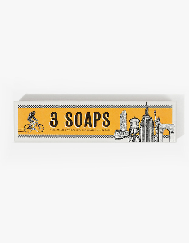 New York Soap Set