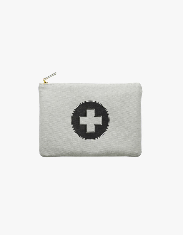 Apothecary Zipper Pouch