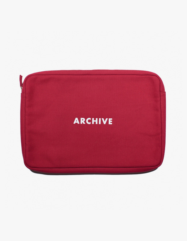 "Laptop Pouch 13"" - Archive"