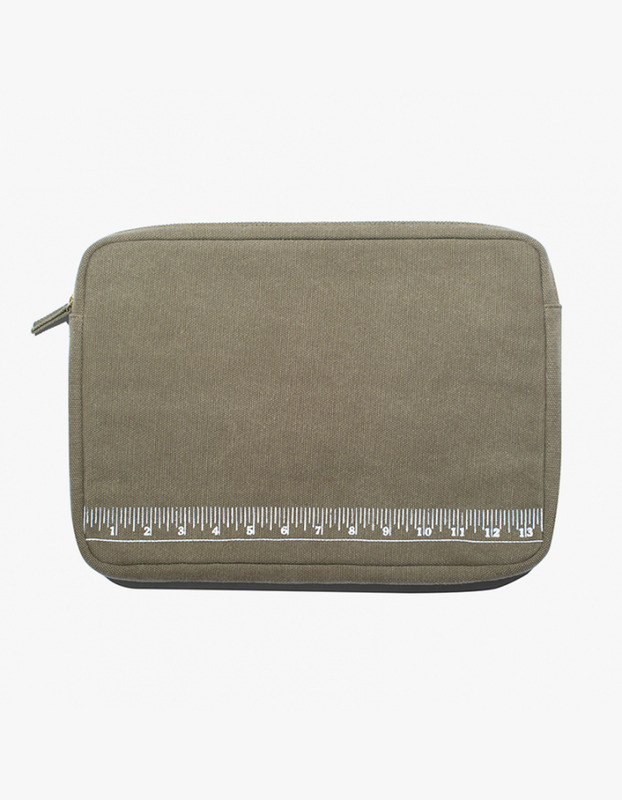 "Laptop Pouch 15"" - Ruler"