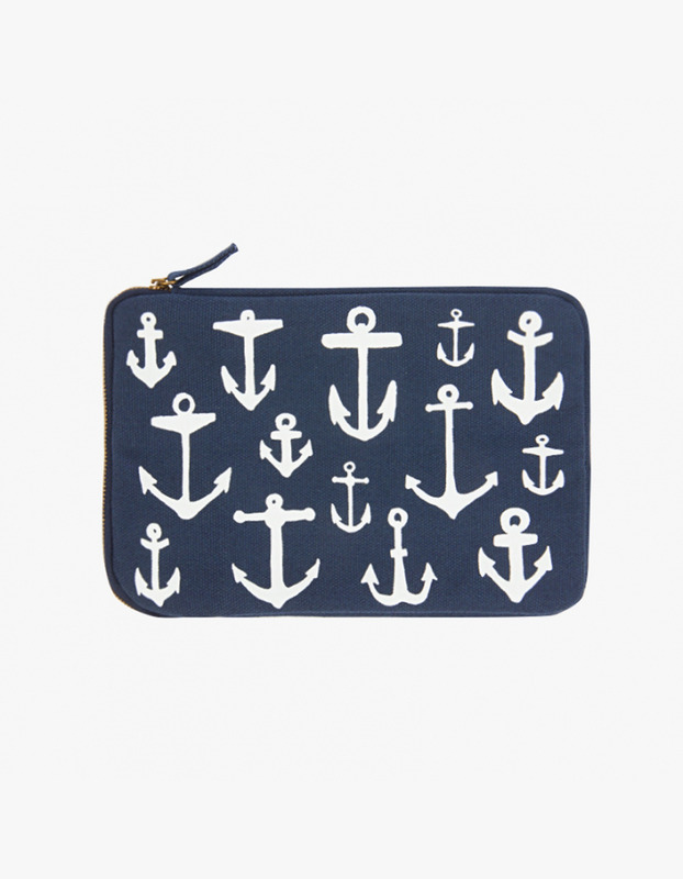 Ipad Mini Pouch - Maritime