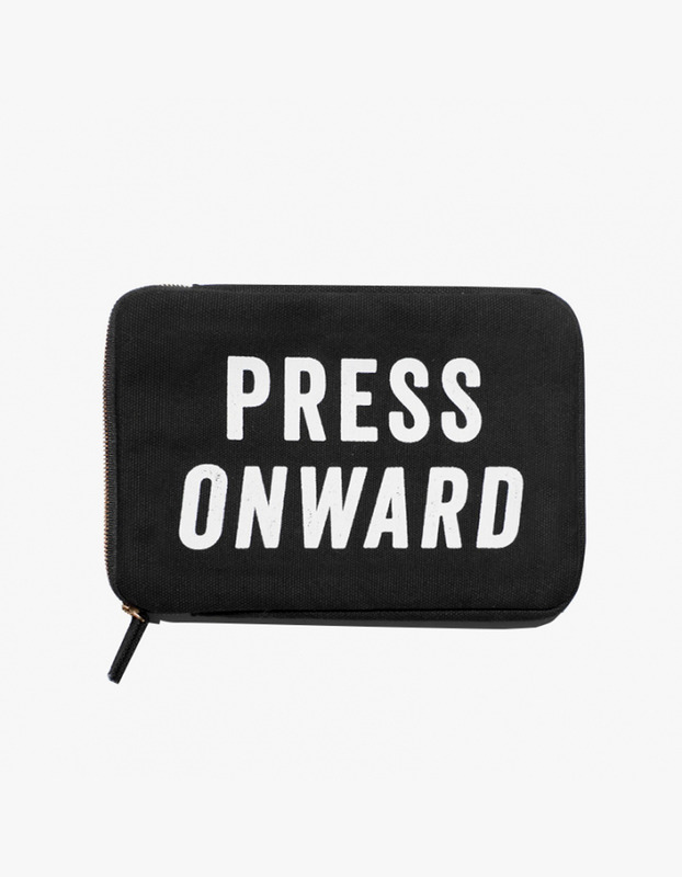 Ipad Mini Pouch - Press Onward