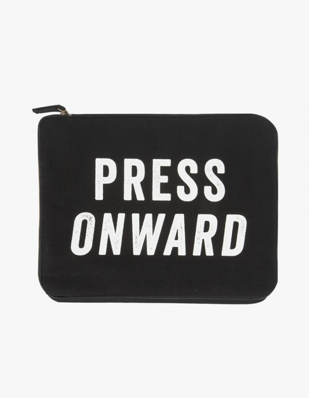 Ipad Pouch - Press Onward