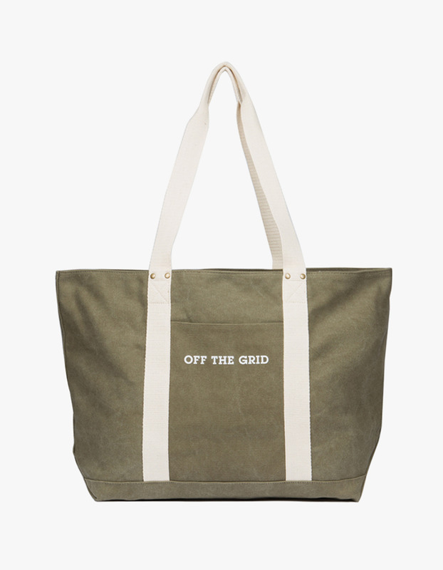 Tote - Off The Grid