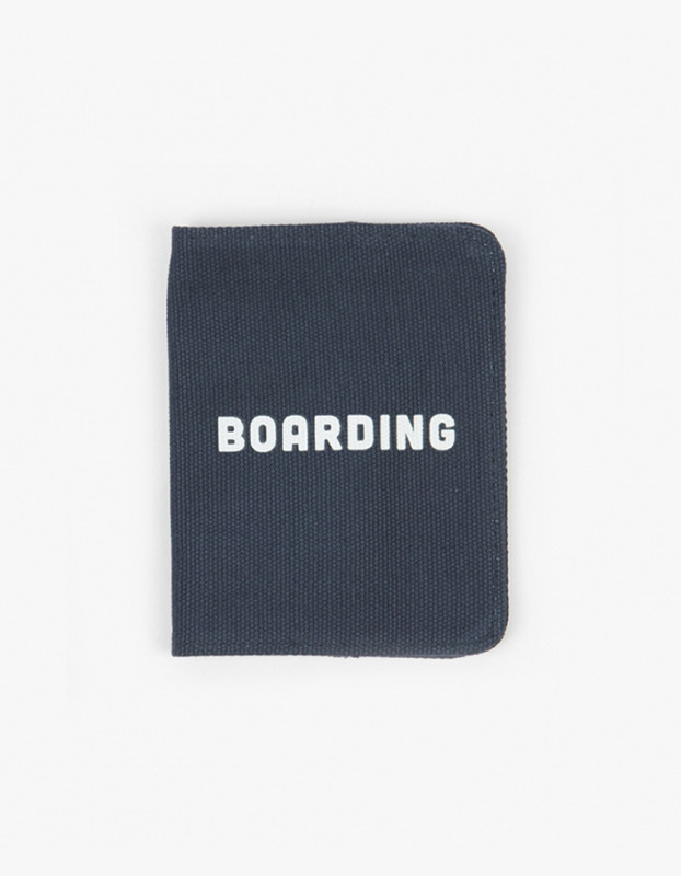 Passport Holder - Boarding