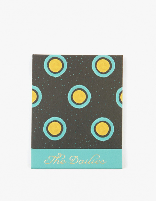 Matchbook Nail Files - Navy