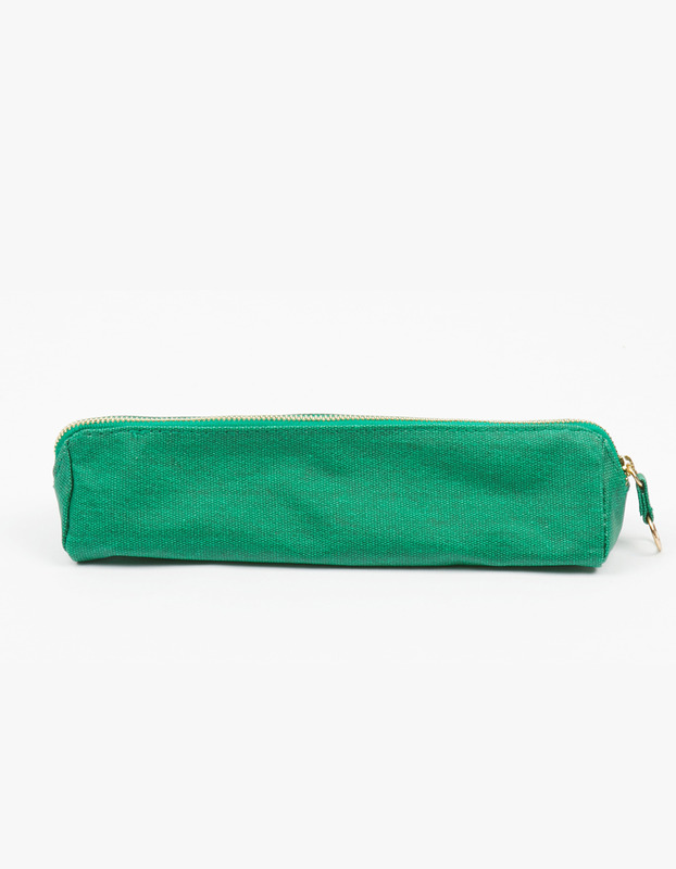 Long Tent Pouch - Green