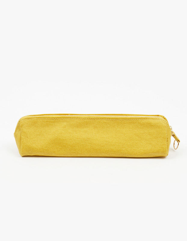 Long Tent Pouch -  Yellow