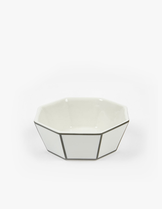 Ring Dish - Black edge