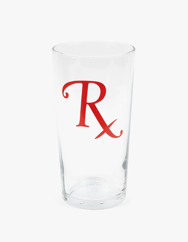 Pint Glass - Rx