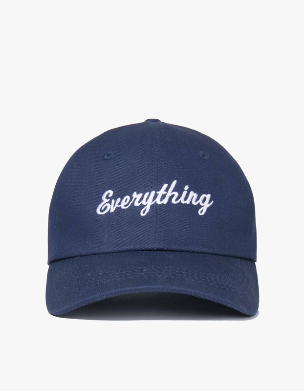 Everything Baseball Cap - Navy