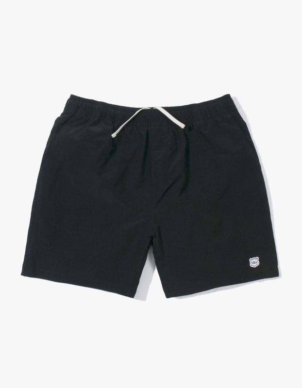 Izola Swim Short - Black