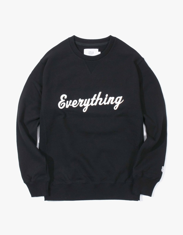 Everything Sweatshirt - Black