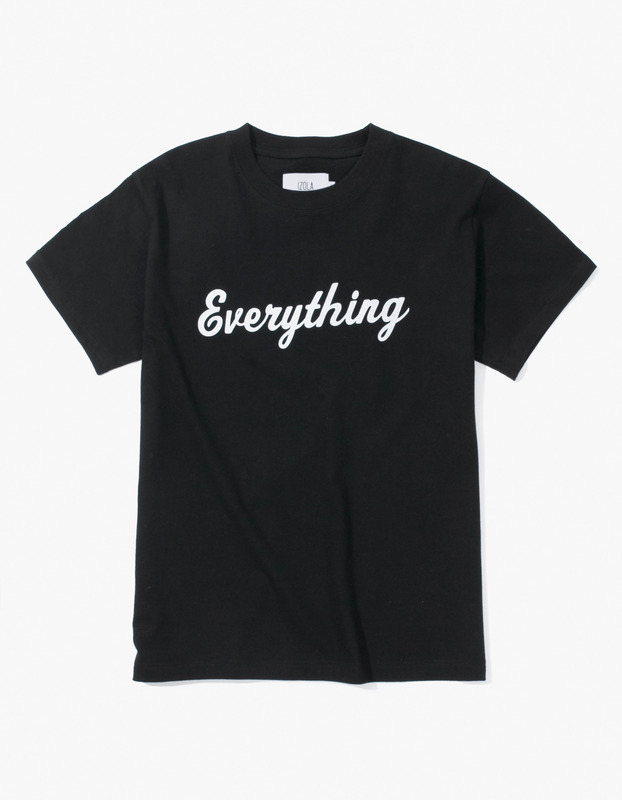 Everything T-Shirt - Black