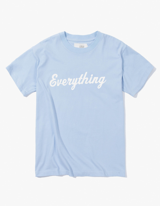 Everything T-Shirt - Light Blue