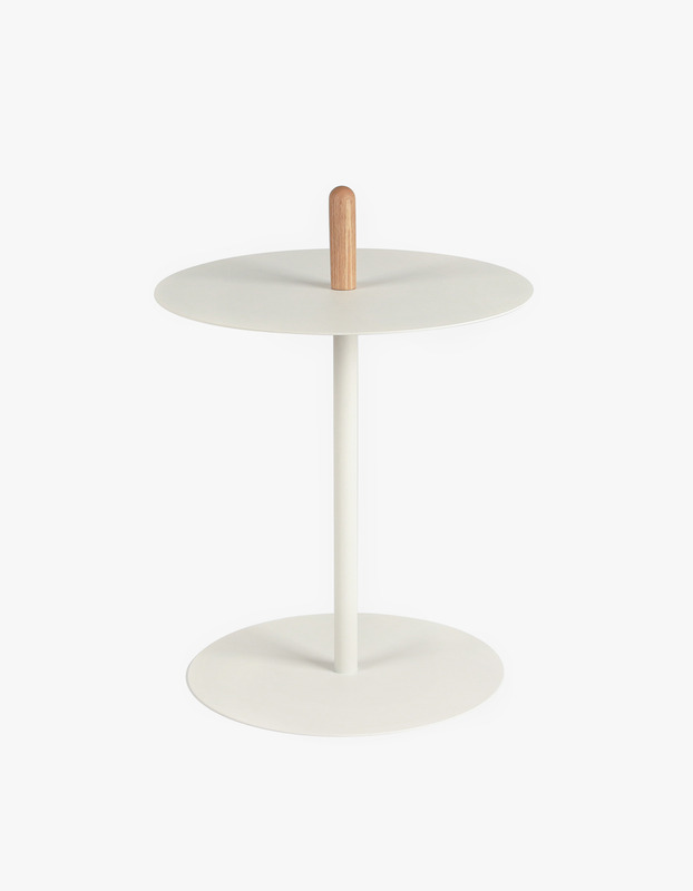 Pino Table - White