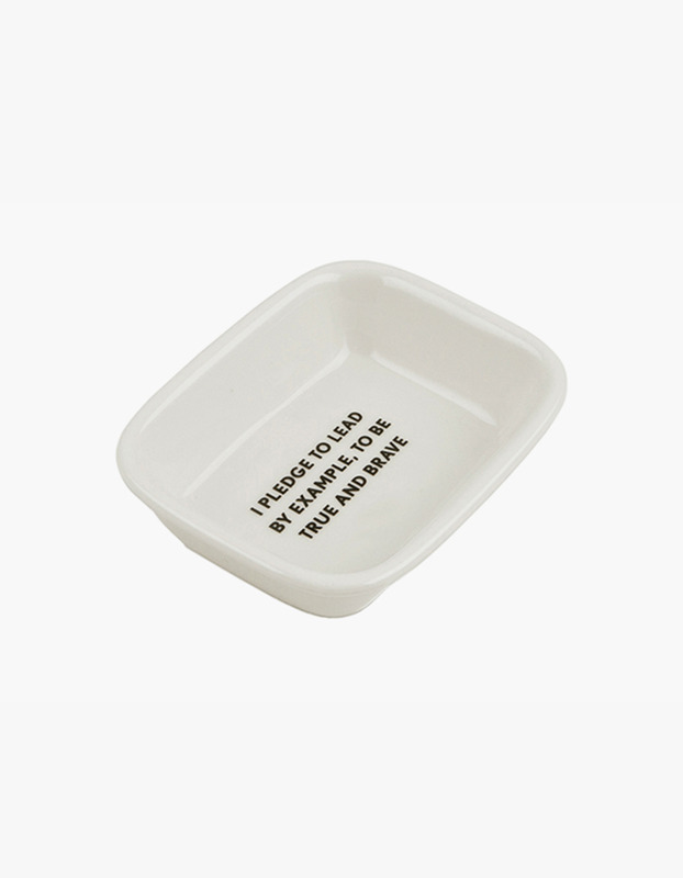 Scout Soap Dish