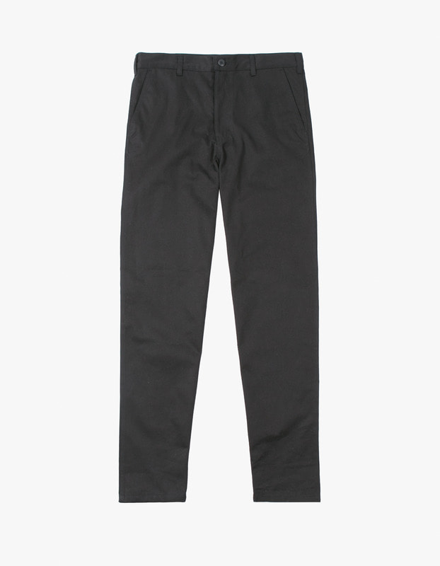 IZOLA Chino Pants - Black