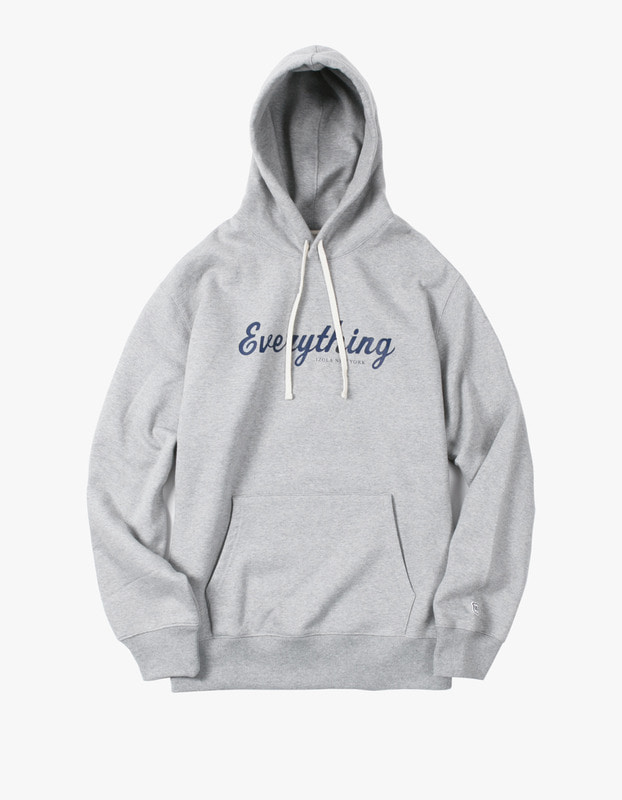 Everything Pullover Hoodie - Grey