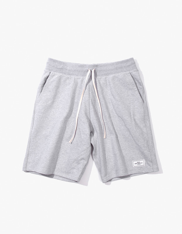Midweight Terry Sweat Shorts - Grey