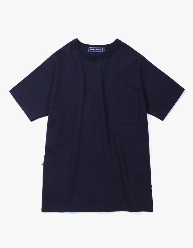 Utility Pocket S/S Tee - Navy