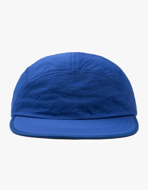 Modified Camp Cap - Blue