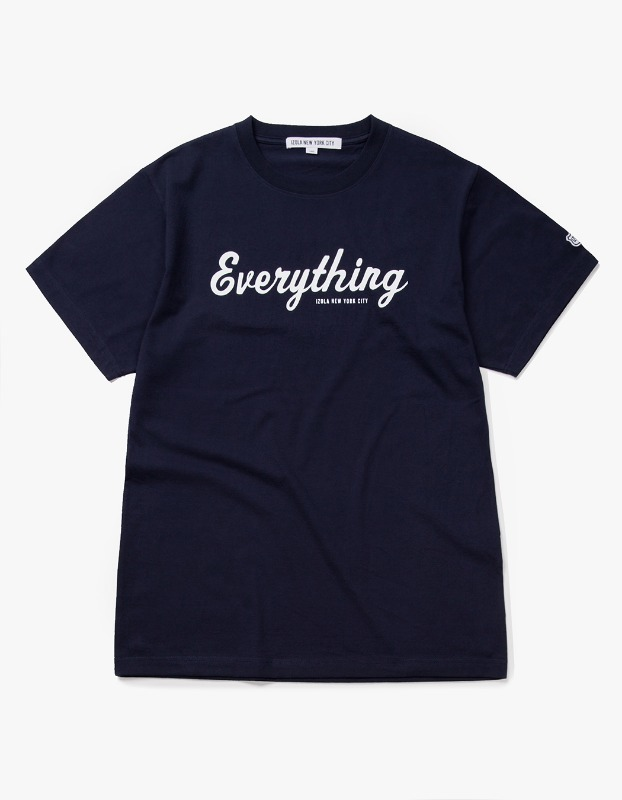 Everything S/S Tee - Navy