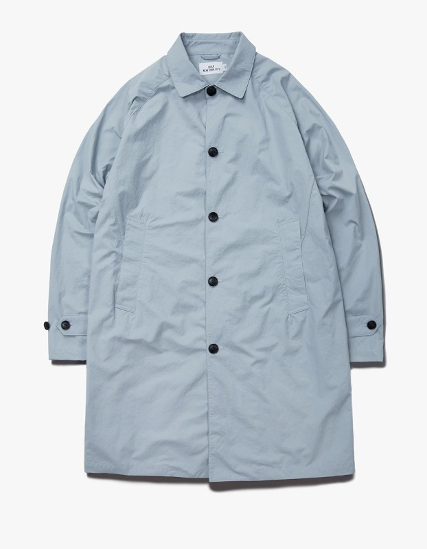 Nylon Single Coat - Grey