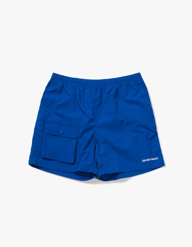 Pocket Swim Shorts - Blue