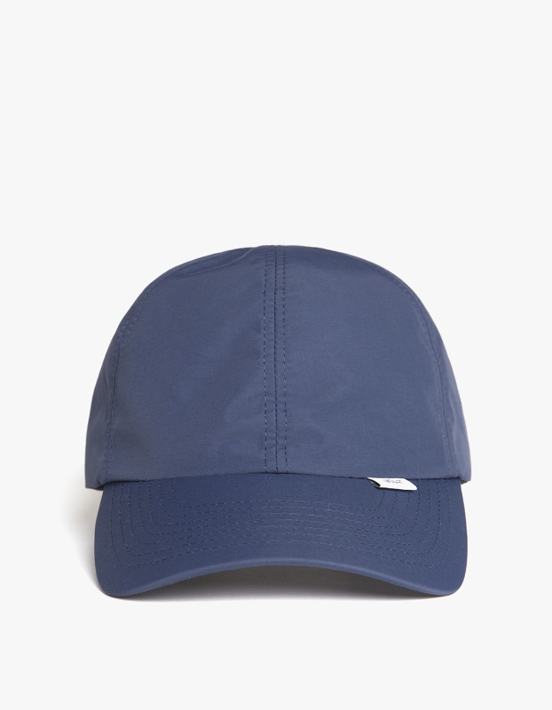 3 Layer 6-Panel Cap - Navy